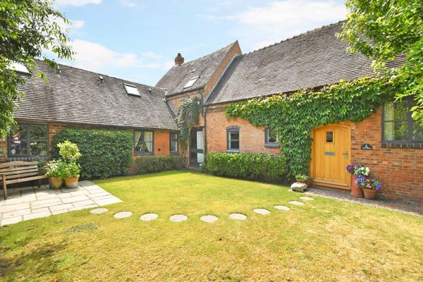 property The Old Byre, Seighford>