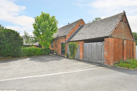 The Old Byre, Seighford