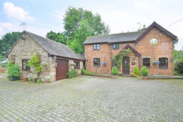 property Church Farm, Newcastle Road>