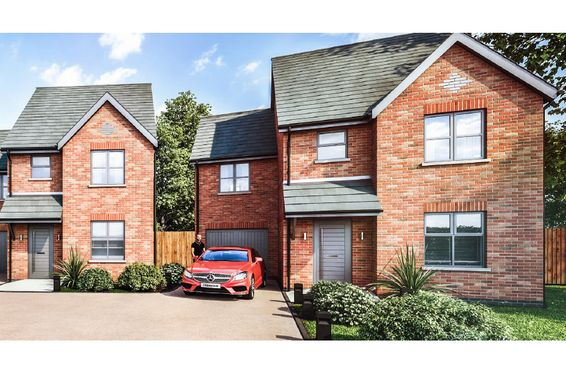 Plot 2, Burntwood Views Eccleshall Road, Loggerheads