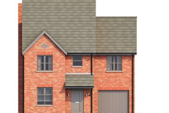 Plot 3, Burntwood Views Eccleshall Road, Staffordshire