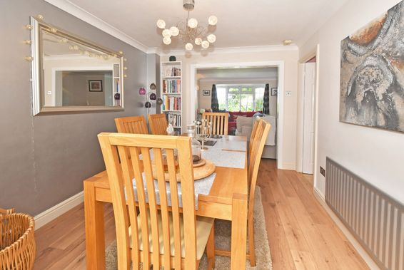 9 Fox Hollow, Eccleshall