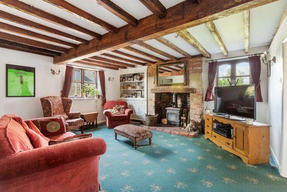 Birchwoodmoor House, Roston