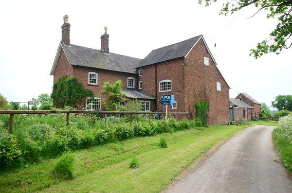property Yew Tree Farm, Fradswell>