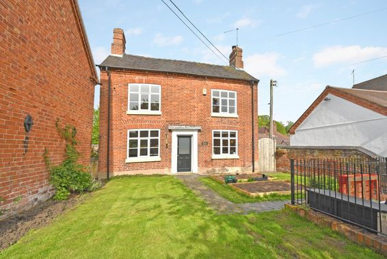 Small House 4 Small Lane, Eccleshall