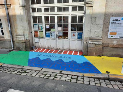 Le grand bain france-pays-de-la-loire-graffiti