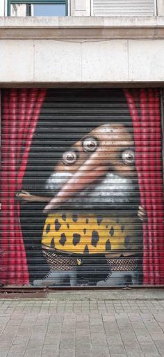 Ador - Nantes france-pays-de-la-loire-graffiti