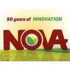 Industrial strip curtain doors supplied to Nova