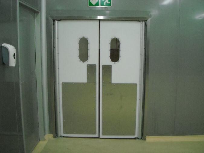 Atmo Impact Doors