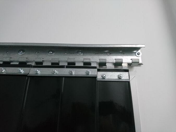 Black PVC Curtain