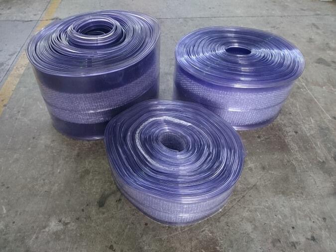PVC strip curtain 50m bulk rolls