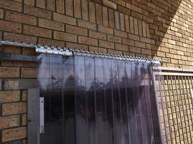 Clear Plastic Outdoor Curtains