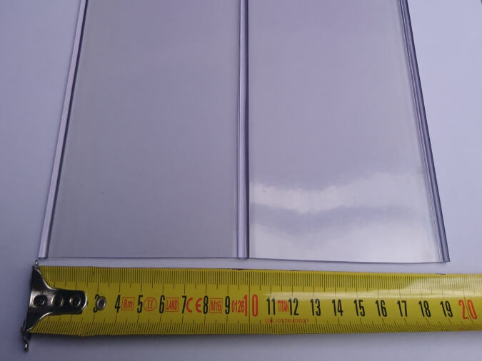 Strip curtain 200 mm