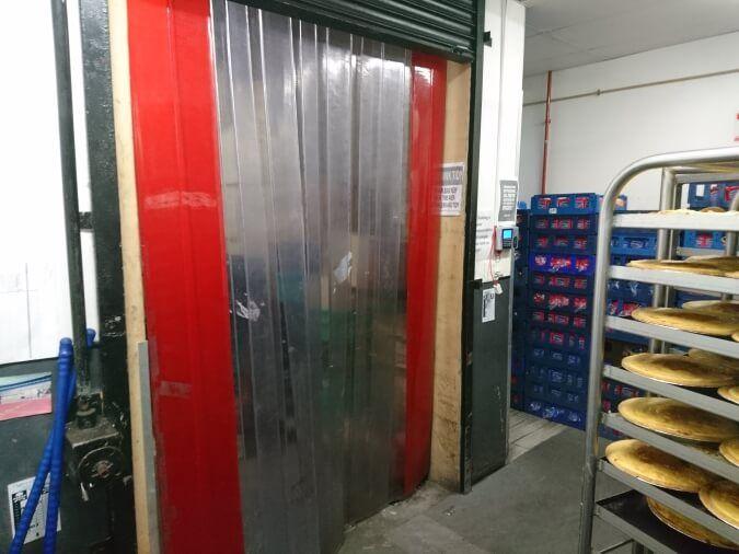 Curtains As Doors