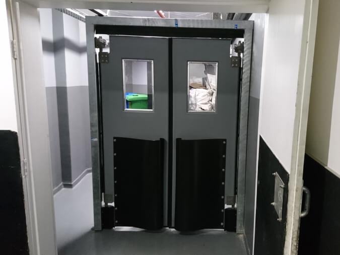 Durulite Standard Traffic Door