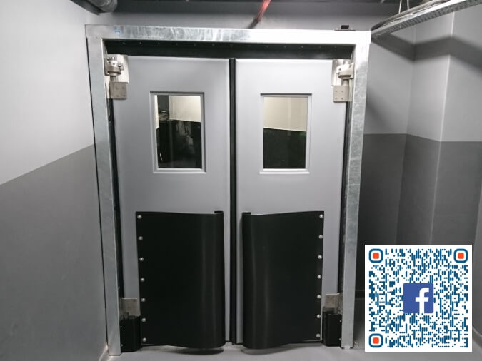 Durulite Traffic Doors
