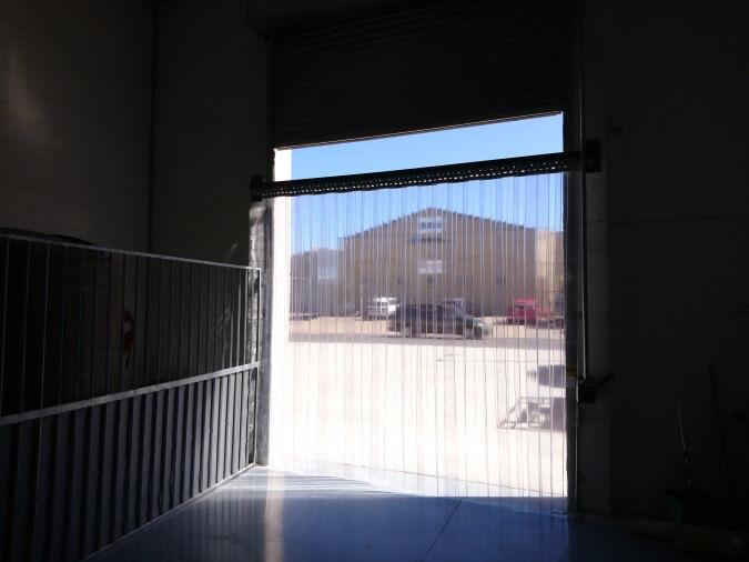 Factory Door Curtains