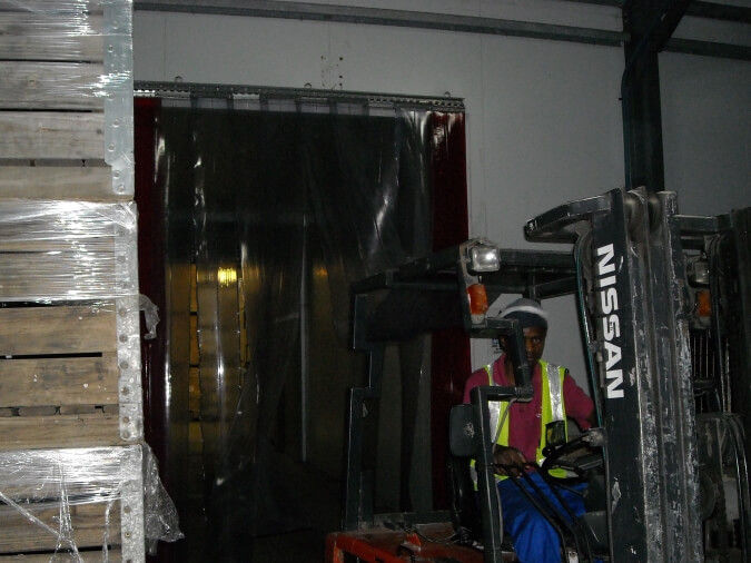 Forklift Curtains