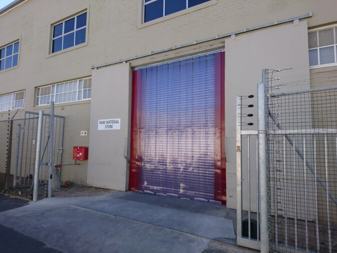 Heavy Duty Industrial Curtains