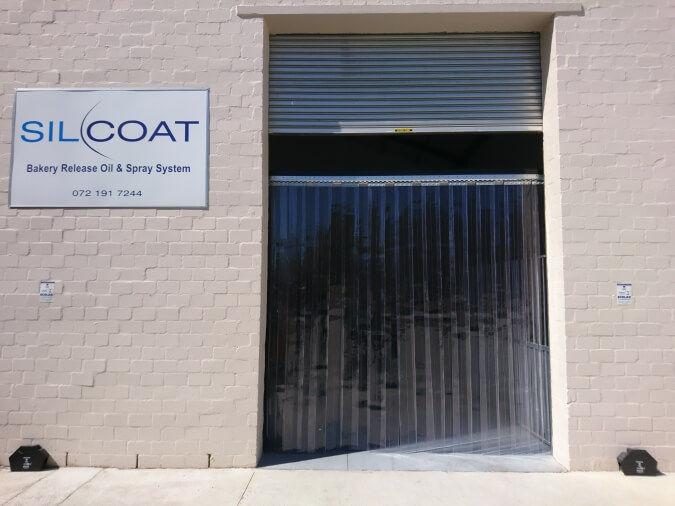 Industrial Shop Curtains