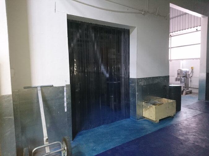 Industrial Strip Curtain Doors