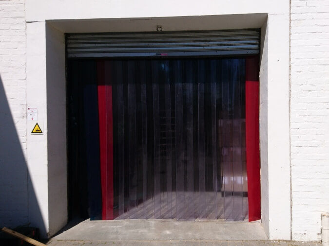 Loading Bay Curtains