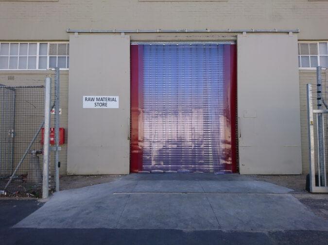 PVC Curtain Strips Supplier