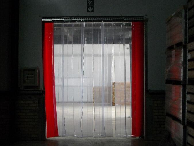 PVC Divider Curtain