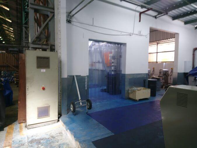 PVC Door Curtains
