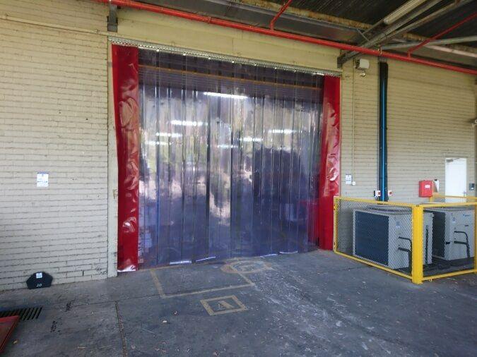 PVC Strip Curtain Supplier