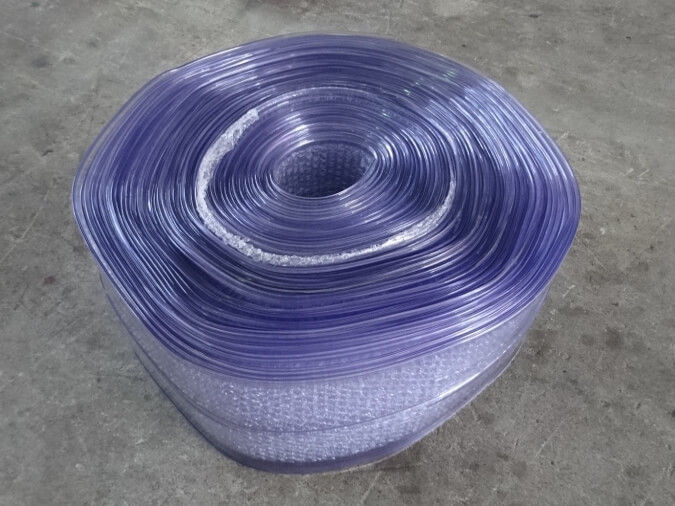 PVC Strip Curtains Bulk Roll 200 mm x 2 mm