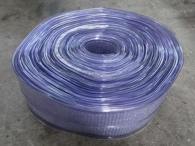 PVC Strip Curtains Roll 200 mm x 2 mm