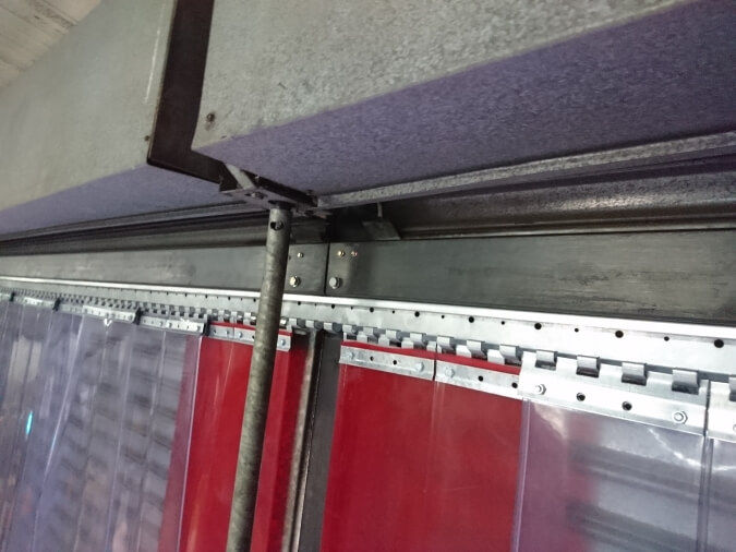 Plastic Curtain Wall Systems
