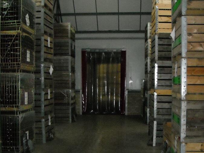 Plastic Flaps for Warehouse Doors