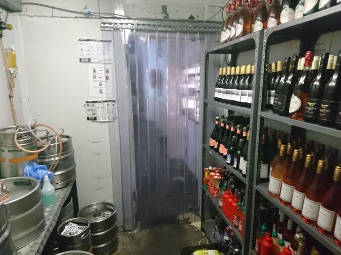 Refrigerator Door Flaps