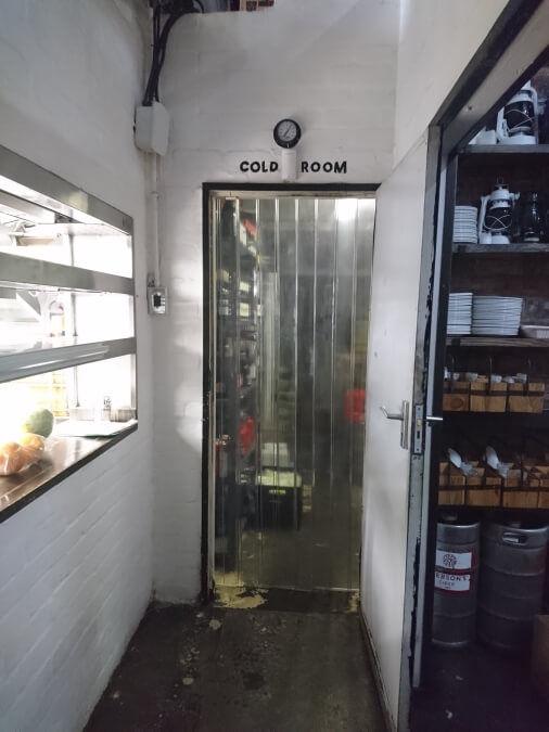 Refrigerator Flaps