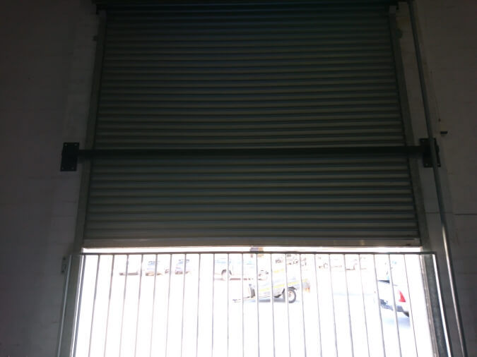 Roller Door Plastic Curtains