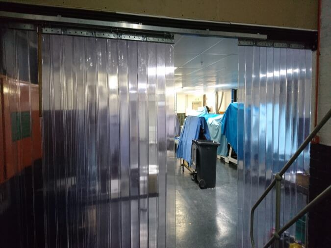Strip Curtain Gallery 1 Strip Curtain Solutions