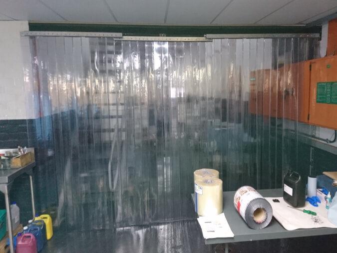 Sliding PVC Curtains