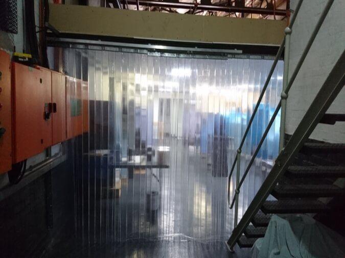 Sliding Plastic Curtains