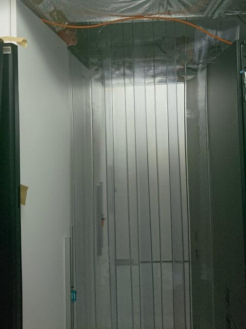 Strip Blind Door Curtain