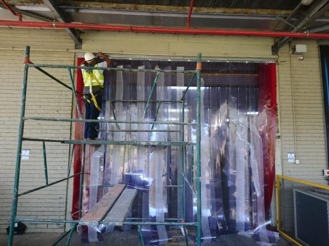 Strip Curtains Cape Town