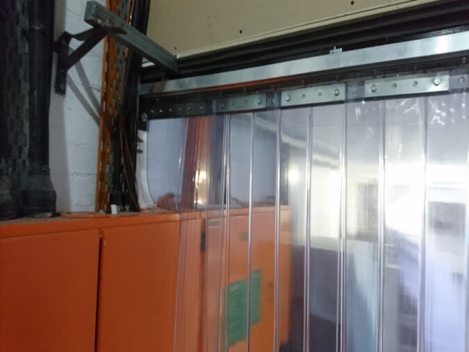Strip Curtains for Doors