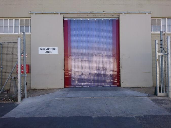 Strip Curtains