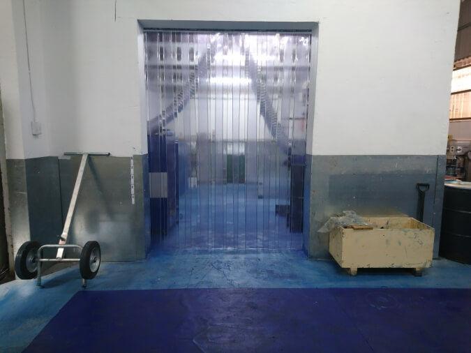 Transparent PVC Curtains