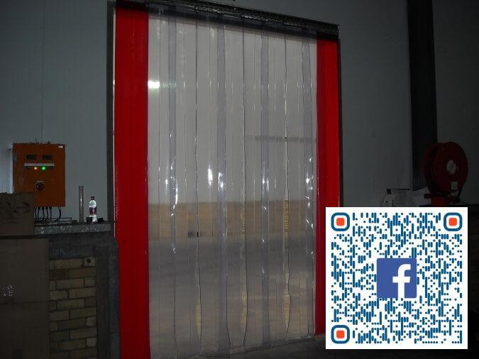 Walk in Freezer Curtains