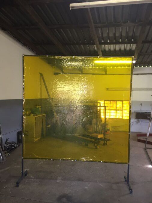 Welding Screens and Curtains
