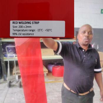 Welding Strip Curtain