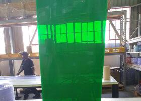 welding curtain strips