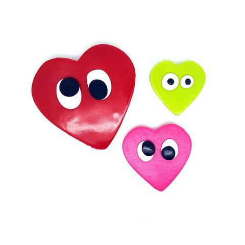 Foolish Heart Pin Set